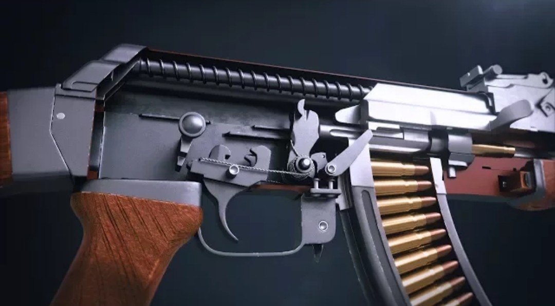 AK-47 HOW DOES IT WORK