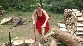 EXTREME Dangerous Firewood Processing Machine, Amazing Homemade Modern Wood Cutting Chainsaw Machine.....