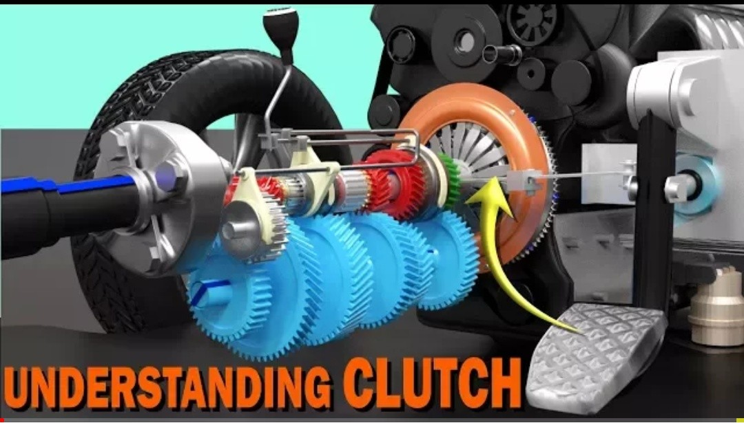 Clutch, How does it work