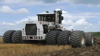 Best of Biggest Tractors Engines in The World